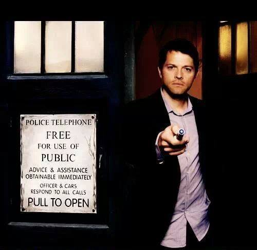 pour ceux qui le qui ne le saurait pas je suis sur une nouvelle série et qui je doit dire me plait bien  ces doctor who