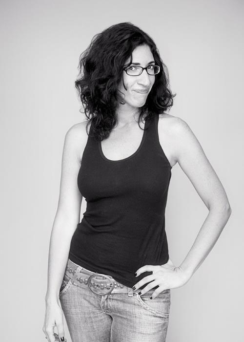 ma premier photo de la femme de Misha Collins  Victoria Vantoch