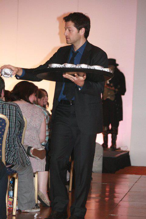 Misha en mode serveurs