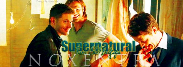 Ma nouvelle page Facebook  Supernatural Fans Club Belgique venez nombreux