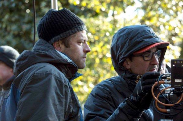 trounage de l'épisode 17x9 Misha est le directeur du tournage de SPN