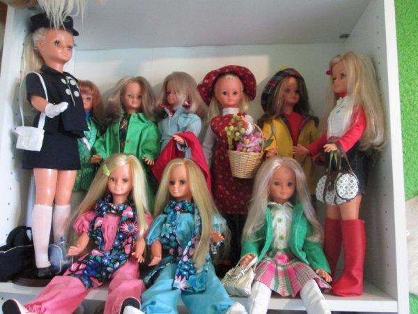poupées Bella