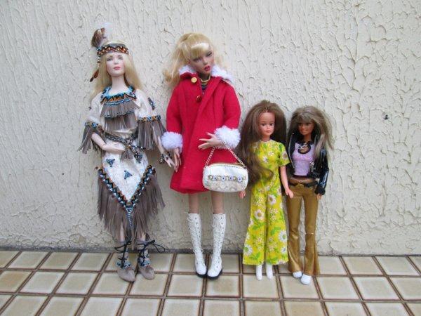 poupées mannequins