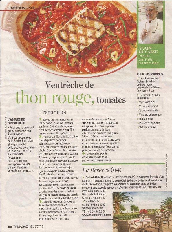 cuisine 60