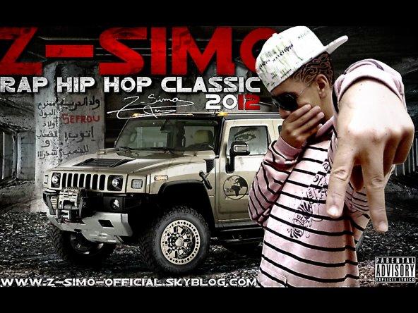 Mgharba Ta7t l'2ard / Z-SiMO -[ Rap Hip-Hop Classic ]-2012 (2011)