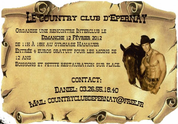interclub le 12/02/2012 pensez a reserver!!!!!!!!!!!!!!!