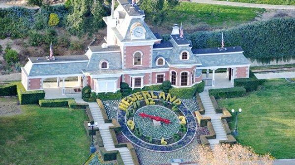 Voici la somme qu'il faudra débourser pour s'offrir Neverland, le ranch de Michael Jackson