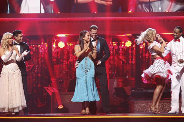 DANCING WITHE  STARS WEEK 2 WILLIAM LEVY