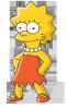 Lisa et Maggie Simpson