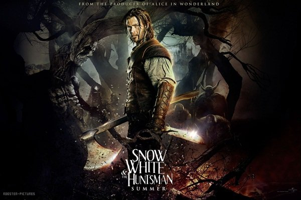 .Trailer 'Snow White and the Huntsman' .