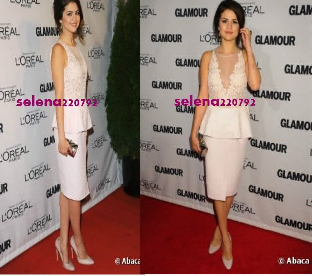 13/11/12 _ Célibataire et rayonnante aux Glamour Women of the Year Awards 2012.