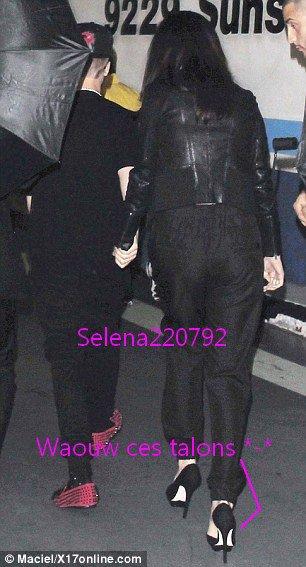 Justin & Selena répérés main dans la main à l'after-party des AMAs ! C'est reparti entre eux ?!