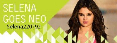 Selena pour Adidas.