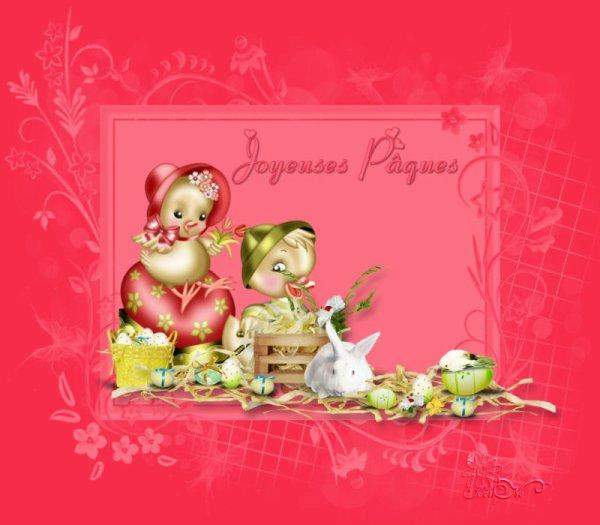 joyeuses Pâques à tous et toutes