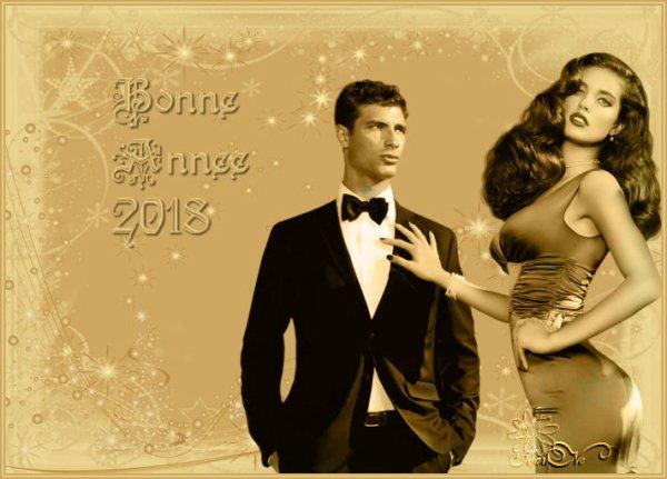bonne et heureuse année à tous et toutes