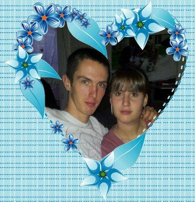 la soeur et le beau frère