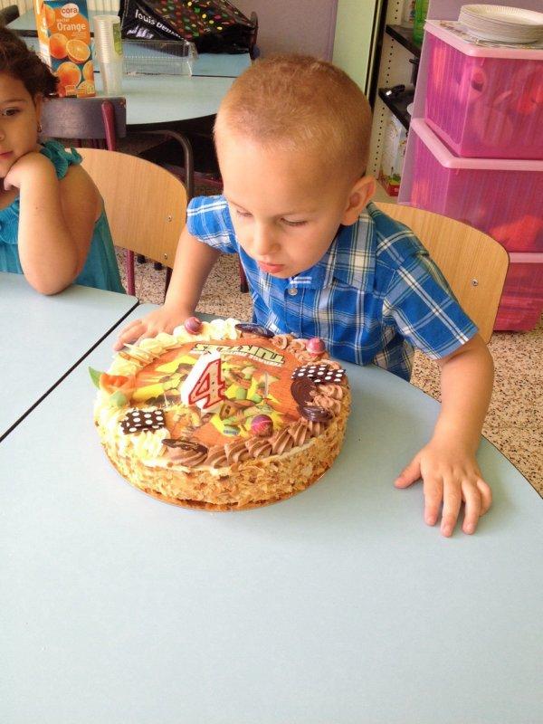 anniversaire de Vincenzo