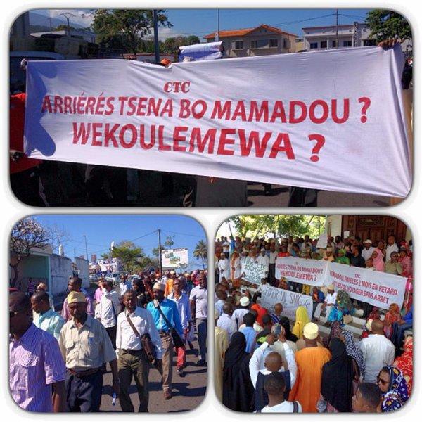 Manifestation : la colère grogne chez les fonctionnaires
