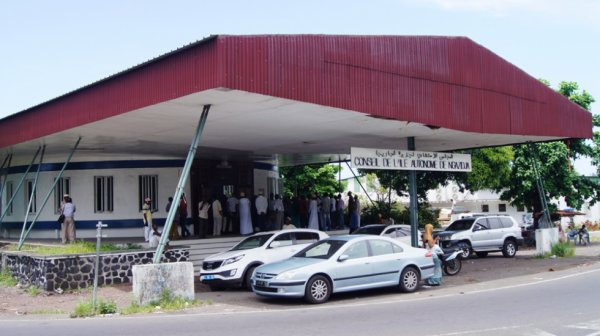 Conseil de l'ile de Ngazidja : 20 millions fc pour un conseiller