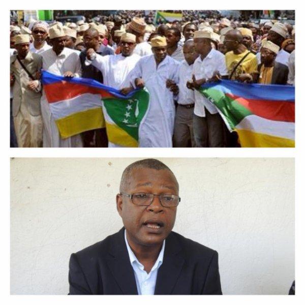 Le ministre de l'intérieur, Mr MSAIDI est un orphelin politique ou politicien à la dérive ?