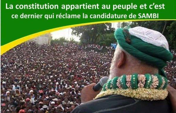 Arrêt de la cour constitutionnelle: l'opinion publique commence à peser aux Comores