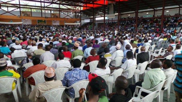 Présidentielles 2016 : La marche pacifique du parti JUWA