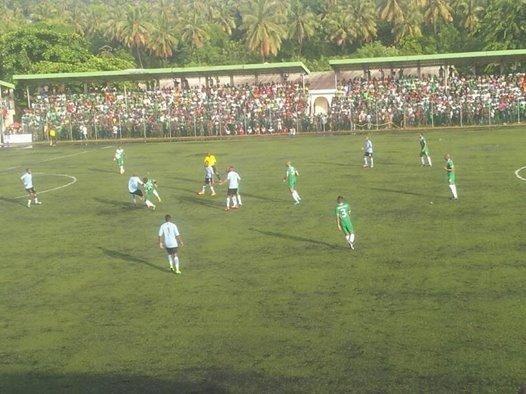 CAN 2017: les coelacanthes ont gagné 1-0 contre les Zèbres
