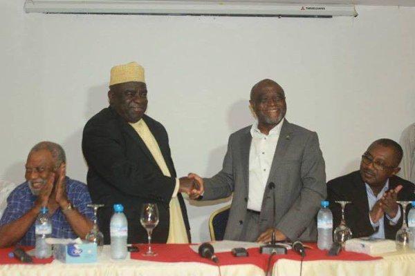 Le courrier présidentiel 2016: L'accord du jour entre Mamadou et Mouigni