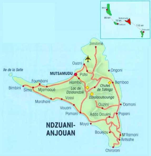 Anjouan: les faiseurs de président