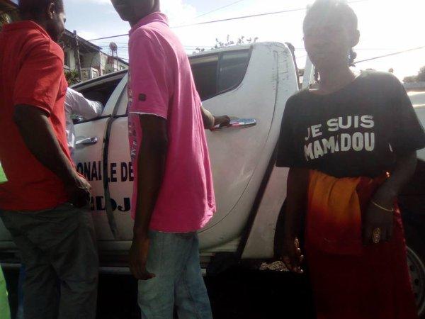 Flash info: Un accident de la circulation vient de se produire à Moroni