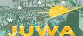 Le parti JUWA de la région parisienne en Assemblée générale
