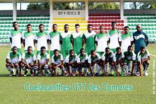 CAN : COMORES-MOZEMBIQUE