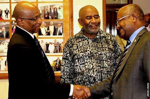 Le président AZALI Assoumani serait-il le premier comorien à transgresser la constitution ?