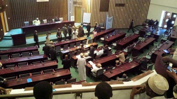 Palais de Hamramba: Ouverture de la session d'Octobre