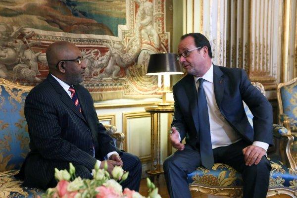 Entretien avec M.AZALI Assoumani, président de l'Union des Comores