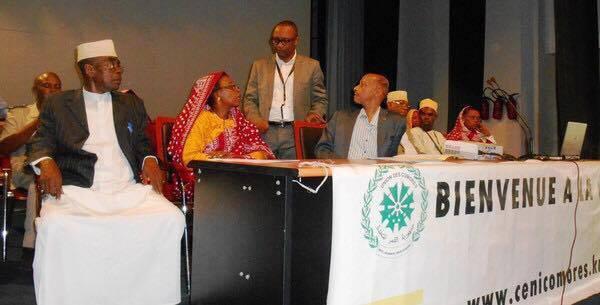 LA GALAXIE DE LA CORRUPTION: ARRESTATION DU PRESIDENT DE LA CENI, LE Dr DJAZA