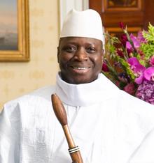 Présidentielles gambiennens: YaHAHYA Jammeh est devenu un vrai démocrate