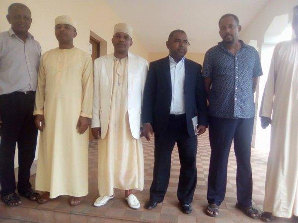 Palais de Hambramba : Une sortie de crise à l'Assemblée national