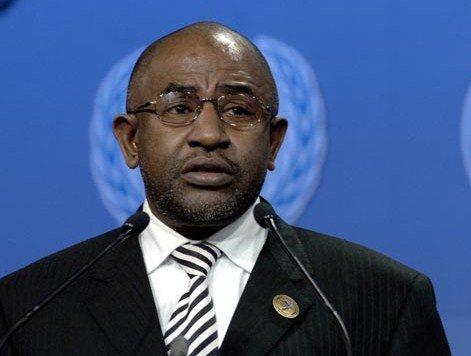 ORTC: ALLOCUTION   de Son Excellence Monsieur AZALI Assoumani Président de l'Union des Comores à l'occasion de la cérémonie de restitution des travaux de la TNT de Mohéli