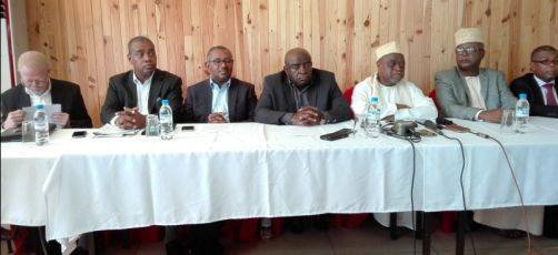 Politique(UNDC, RADHI, RIDJA, RDC) : la renaissance de l'opposition de circonstance