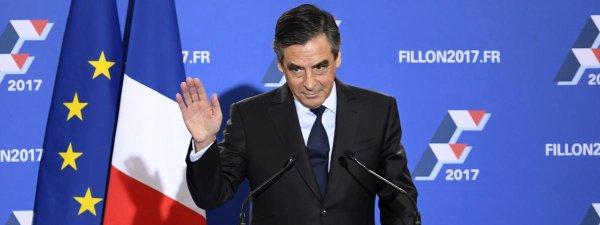 Présidentielle française: Le candidat des républicains, M. François FILLION en plein naufrage