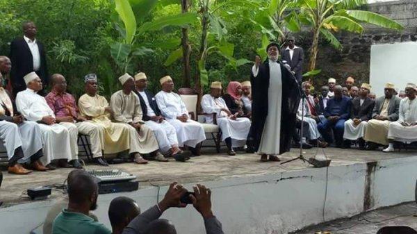 Politique comorienne : Nous n'avons pas le pouvoir, mais nous ne l'avons pas perdu, a martelé SAMBI