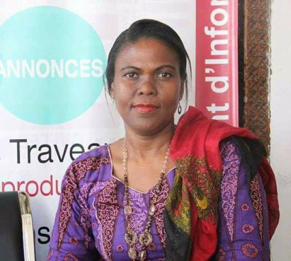 KWALU INALILLAH WA INA HIRADJIUNA : Madame Saminya BOUNOU vient de tirer sa révérence