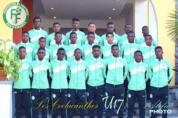 La COSAFA cup U17-2017 : Les petits c½lacanthes seront-ils au rendez-vous le 21 juin à l'ile Maurice ?
