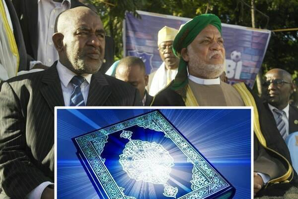 Présidence tournante : Le président AZALI ne veut manger le badriii
