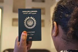 Combien de pays le passeport comorien peut-il  visiter sans visa requis ?
