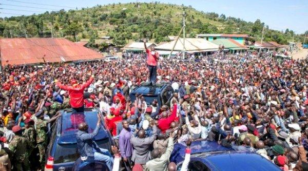 Election présidentielle au Kenya : le pays de Jomo KENYATTRA vient de nous donner une leçon de démocratie