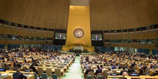 AZALI ASSOUMANI en partance pour la grande messe des Nations Unes