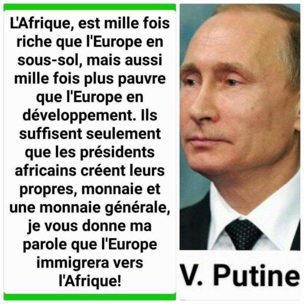 POUTINE, LE GHANDI RUSSE