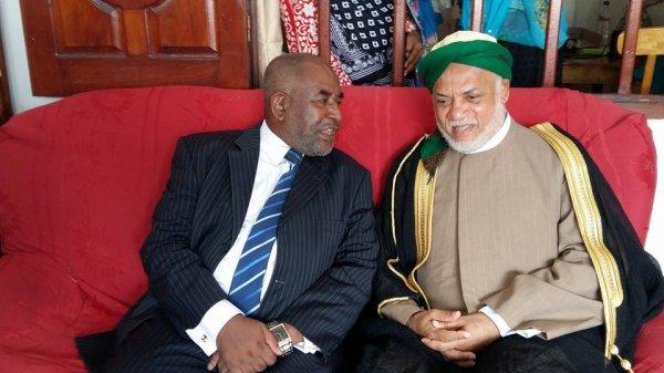 Au pays des sultans batailleurs : AZALI fait des assises son fond de commerce